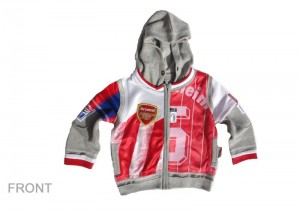 Hoody vest Arsenal mt 92